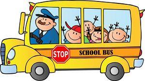 School bus clipart images 3 school clip art vector 6