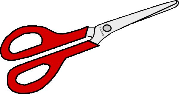 Scissors clip art at vector clip art