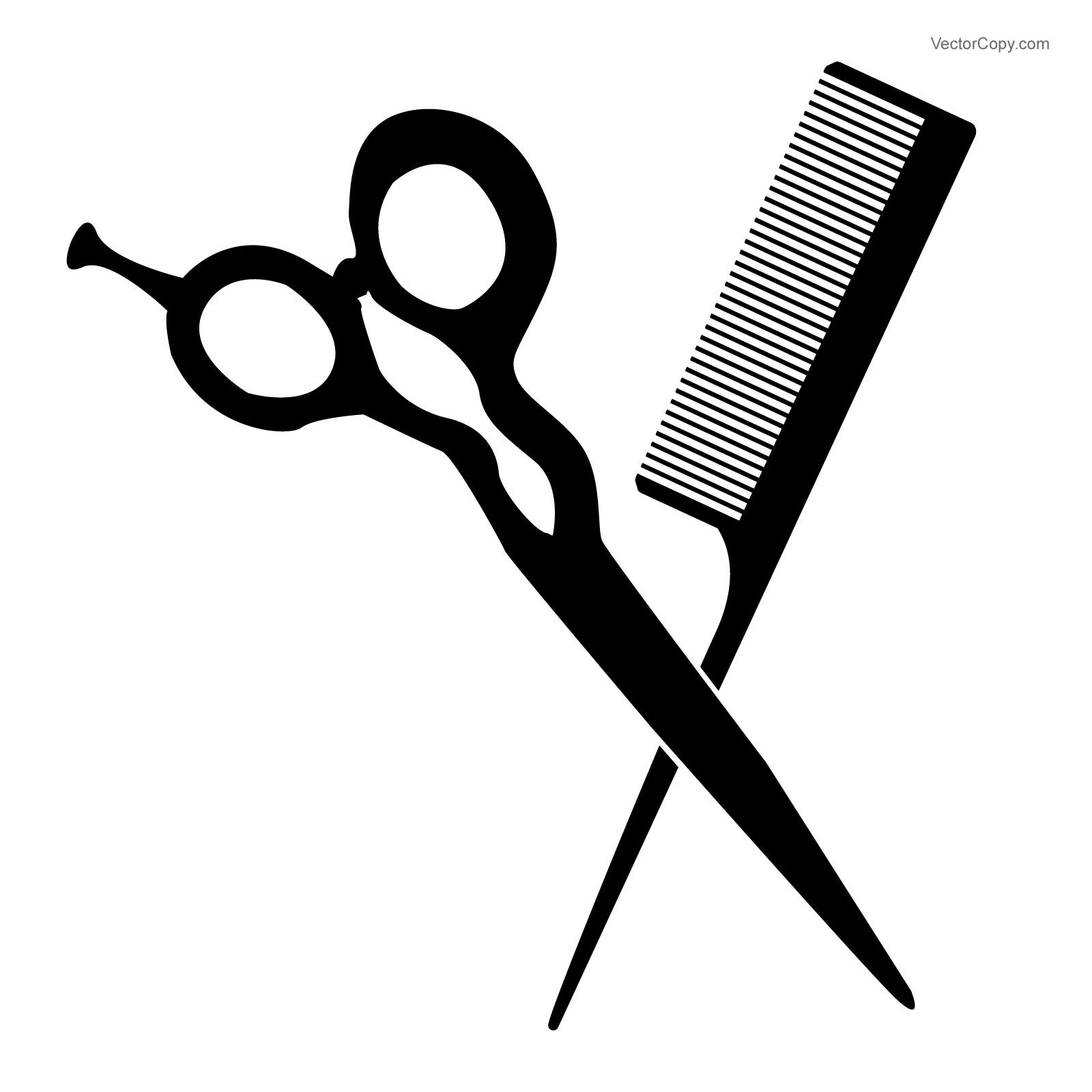 Scissors free scissor andb clip art 2