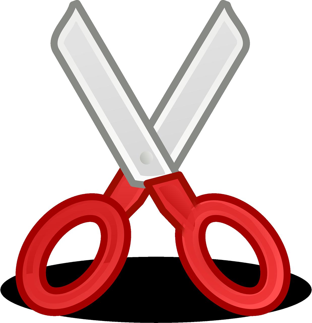 Scissors free to use clip art