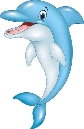 Smiling dolphin clipart clip art library 2