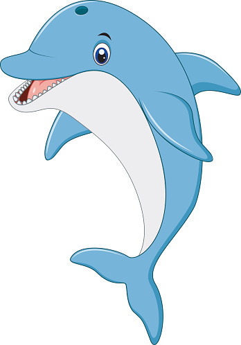 Smiling dolphin clipart clip art library