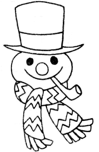 Snowman  black and white snowman black and white snowman face clip art clipart