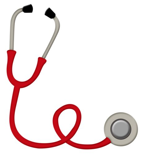Stethoscope clip art library