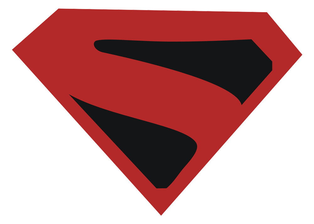 Superman logo logo evolution of batman vs superman designmantic 2