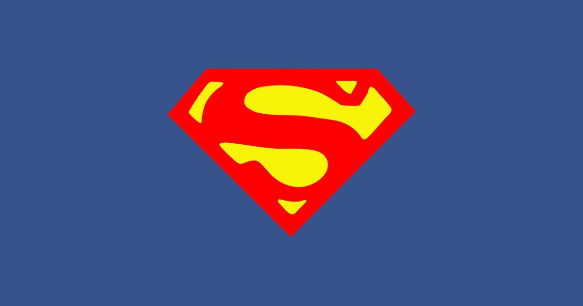 Superman logo shirts tee