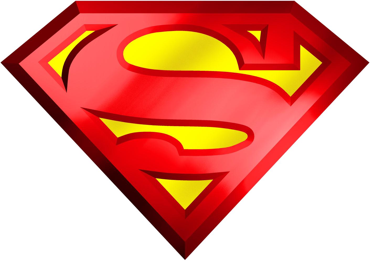 Superman logo transparent mart