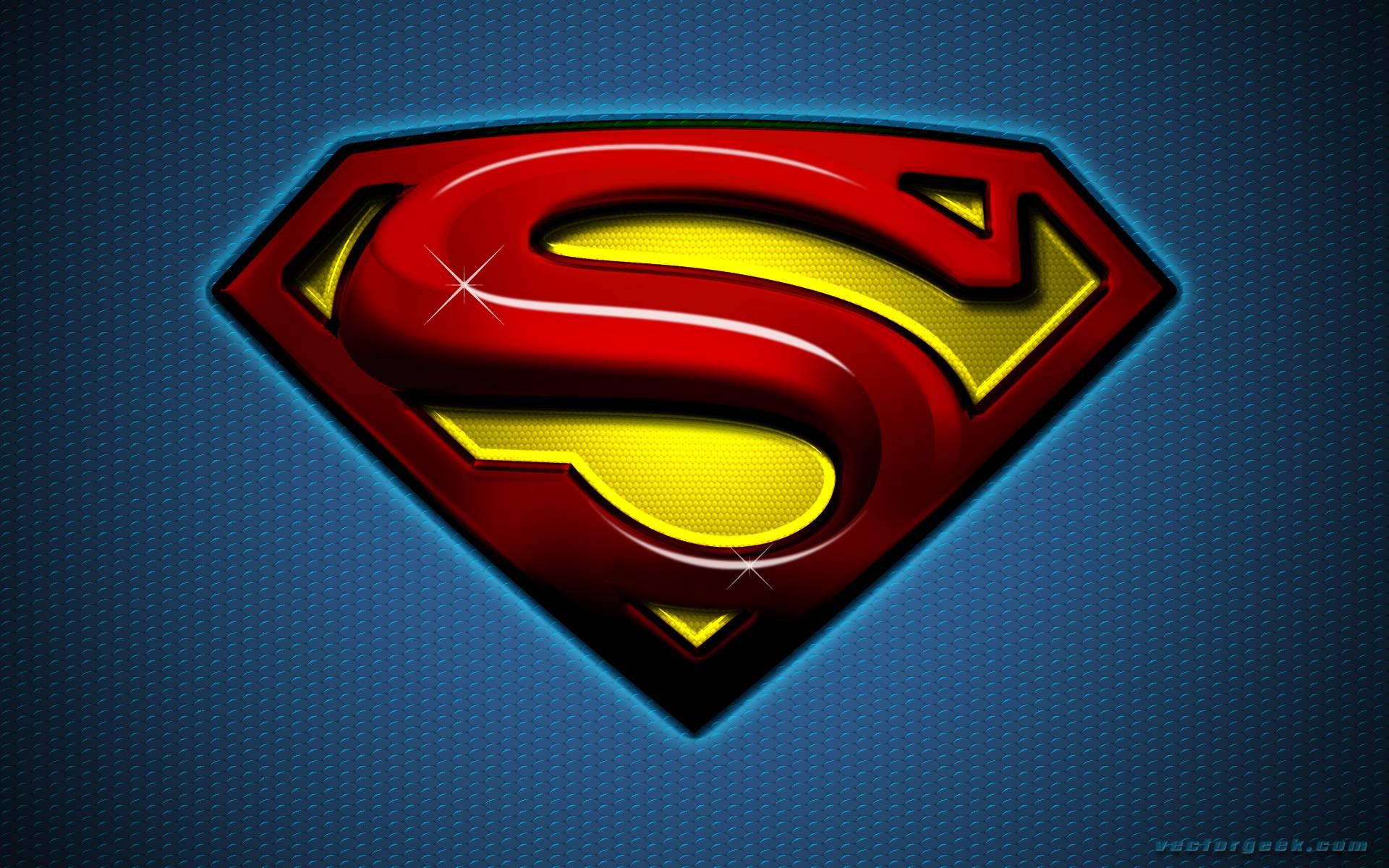 Superman logo wallpapers wallpaper cave