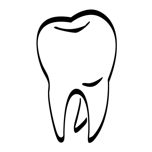 Tooth clip art free clipart images 4