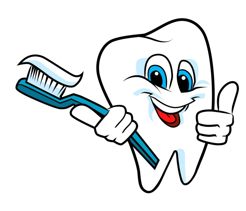 Tooth clipart 2