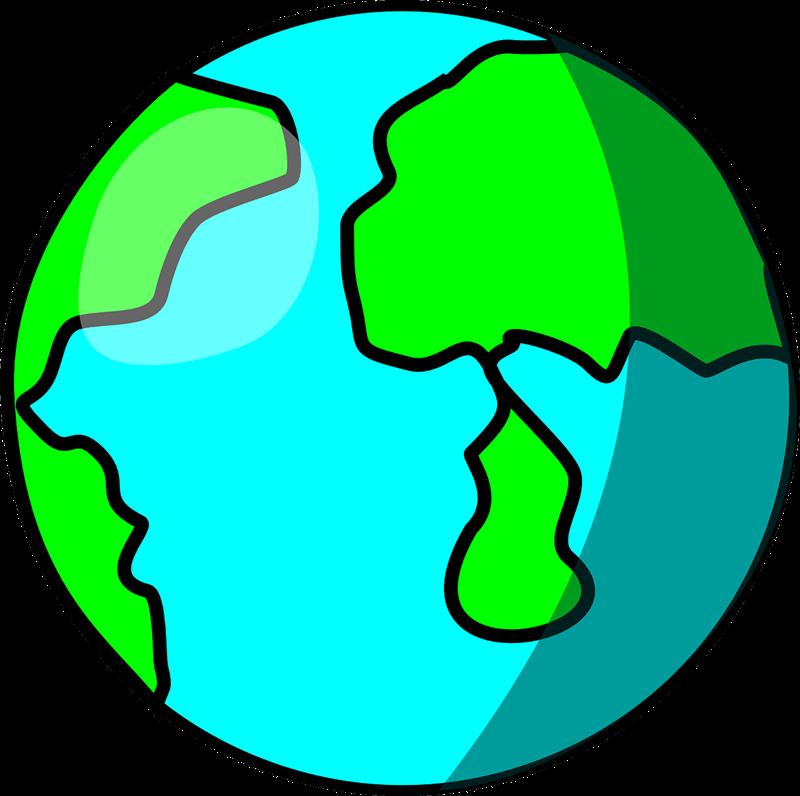 Top globe clip art free clipart image