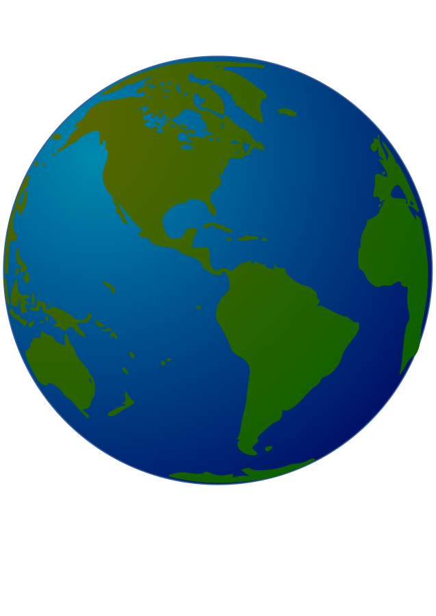 Top globe clip art free clipart spot