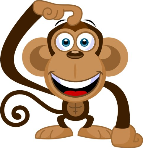 Top monkey clipart free image 5 clipartpost