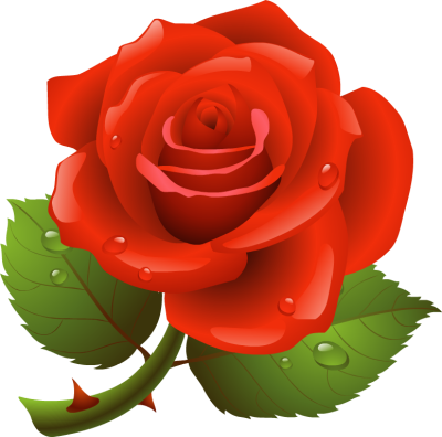 Top roses clip art free clipart image 8