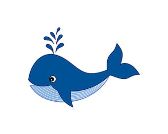 Top whale clipart free spot