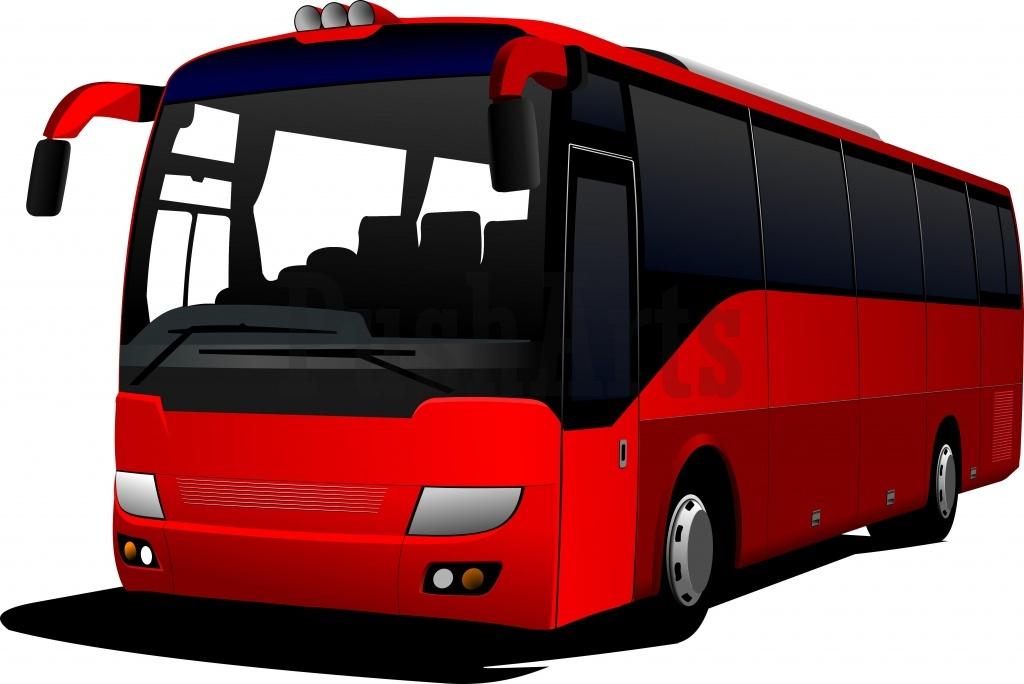 Tour bus clipart free images 2