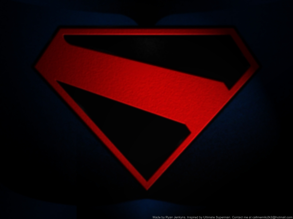 Ultimate superman logo by callmemilo on deviantart