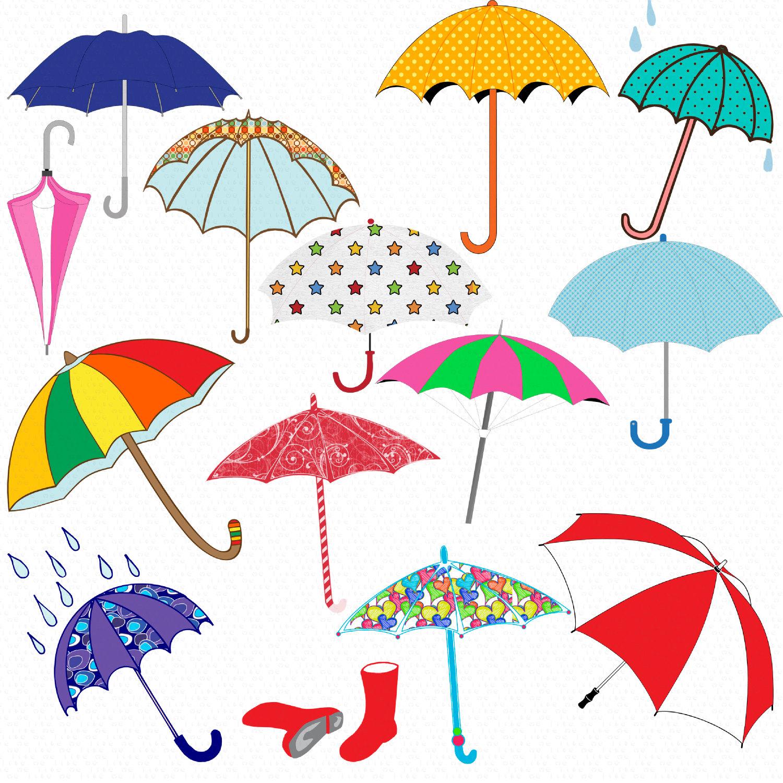 Umbrella clip art 0