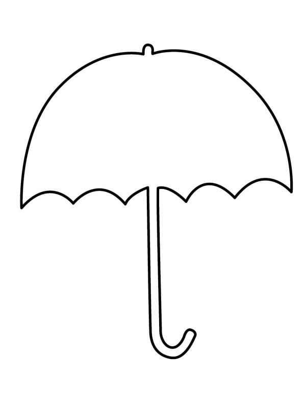 Umbrella clip art 2