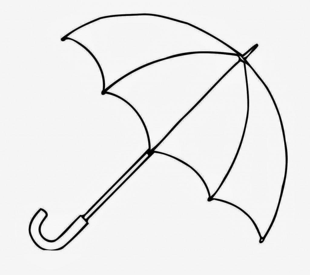 Umbrella clipart to print clip art of 6 clipartpost