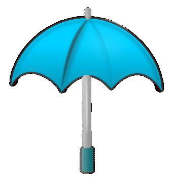 Umbrella free to use clip art