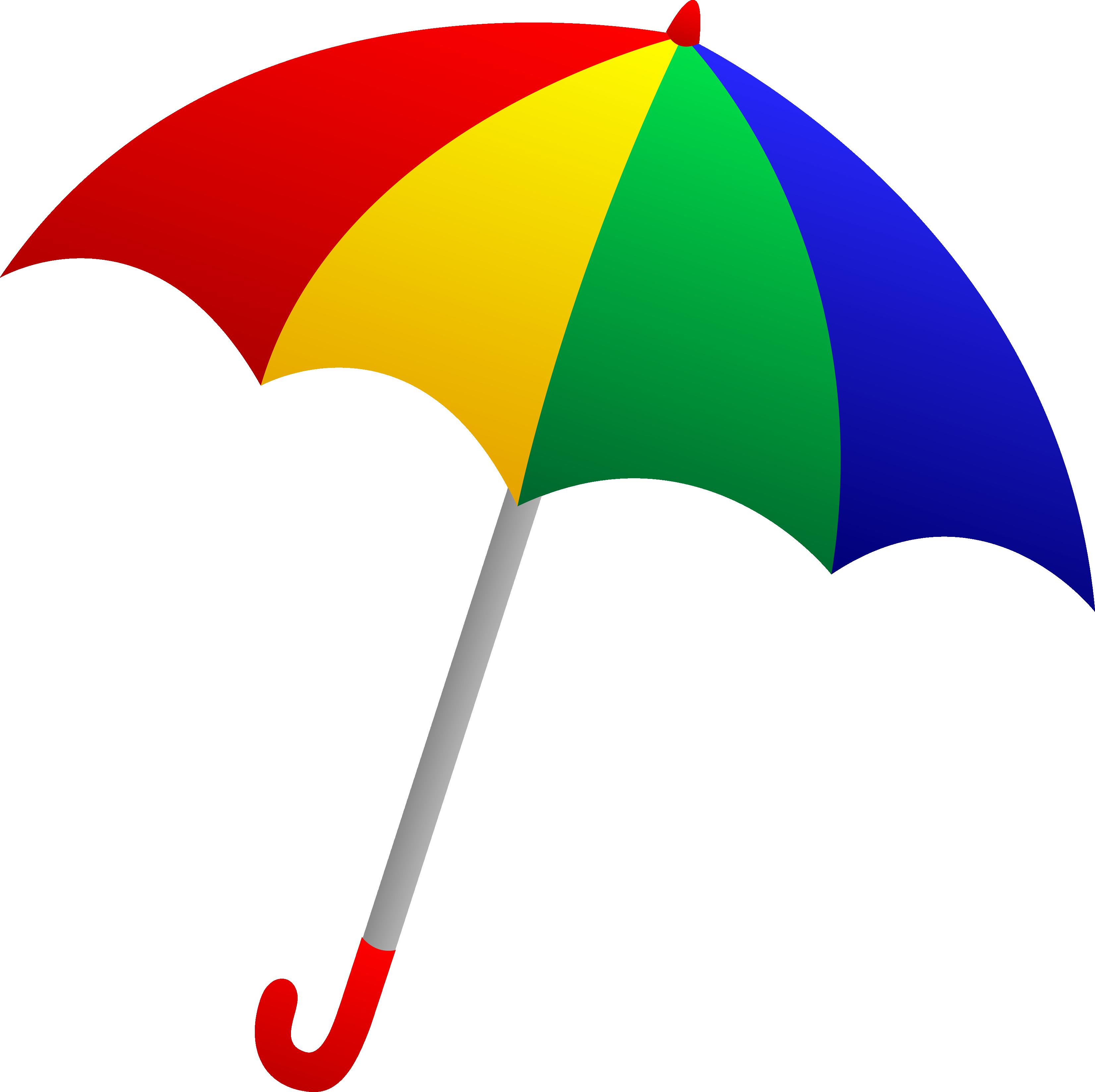 Umbrella rain clipart clipart cute