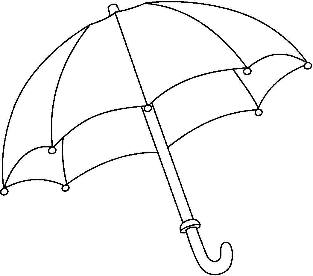 Umbrella Clip Art Image 32439