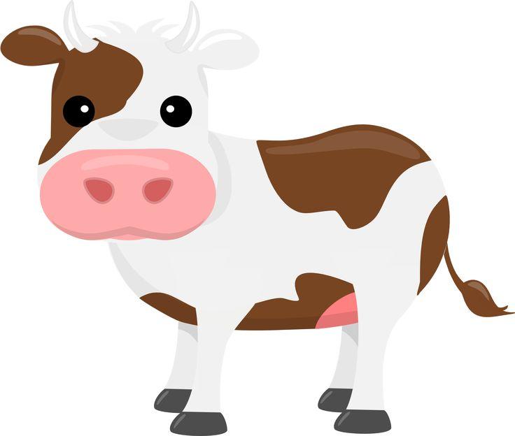Unique cow clipart ideas on zoo cute 4