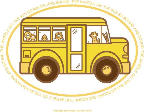 Unique school bus clipart ideas on 7
