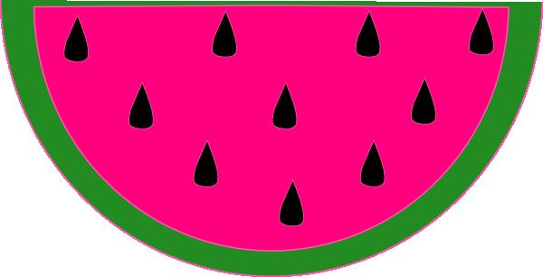 Watermelon clip art at vector clip art 3