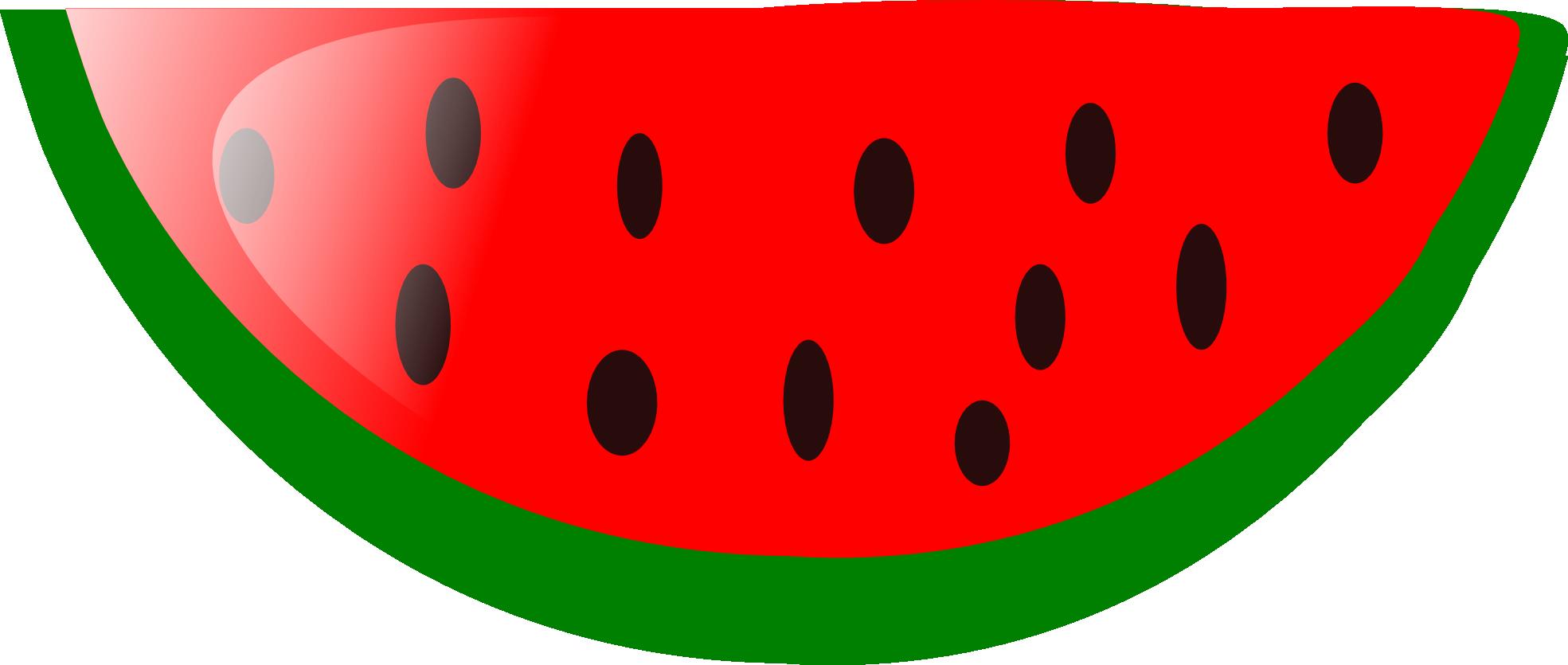 Watermelon clip art border free clipart images 4 clipartandscrap