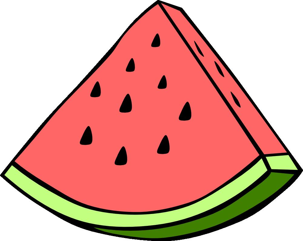 Watermelon clip art border free clipart images clipartpost