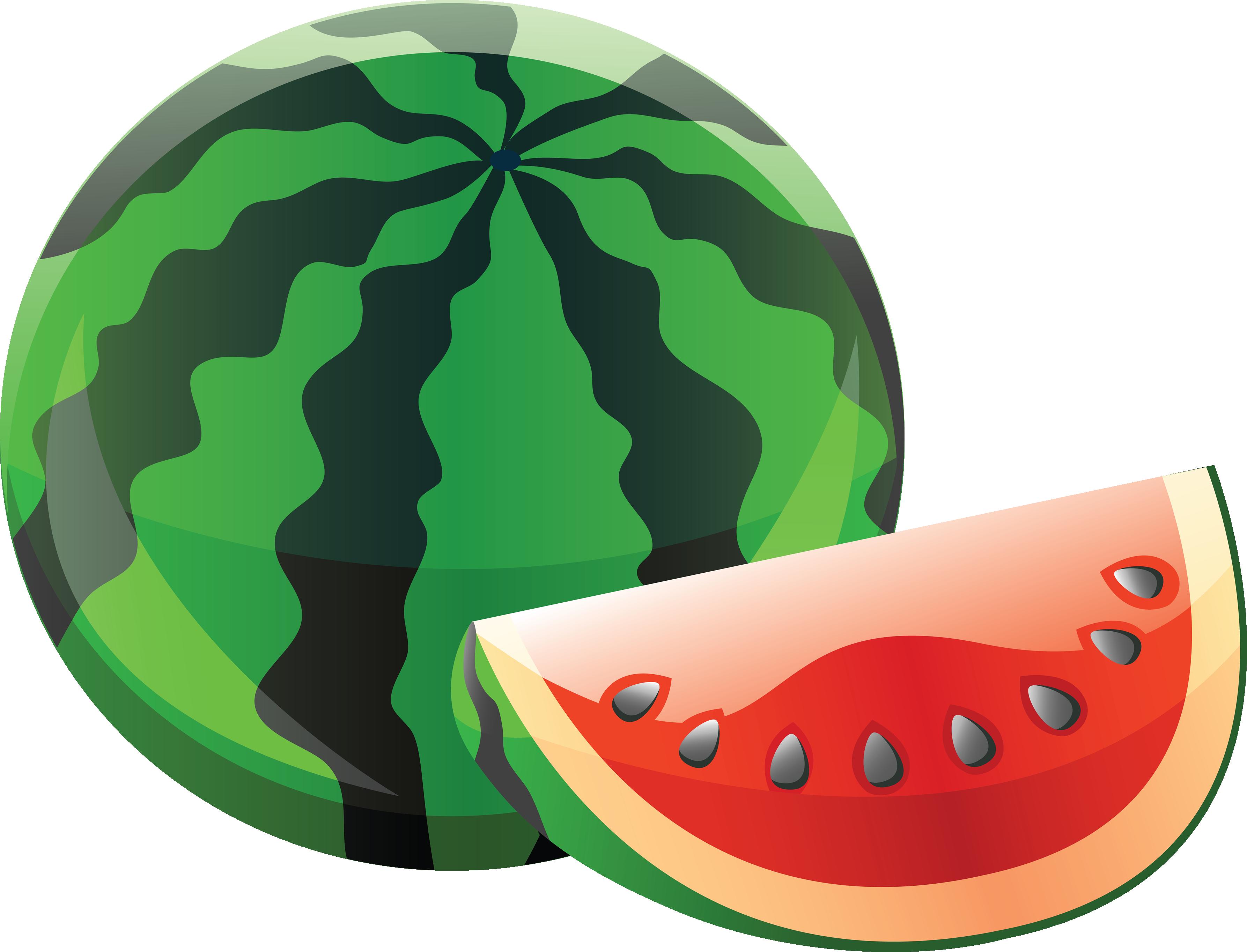 Watermelon clip art