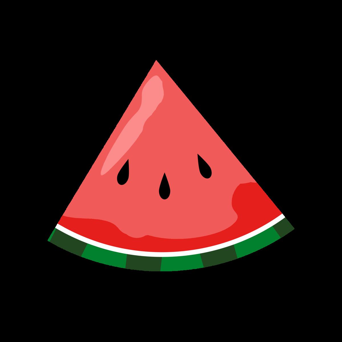Watermelon clipart 5