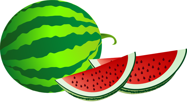 Watermelon clipart christmas clip art image 4