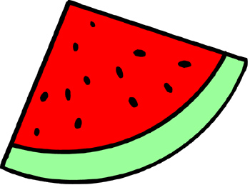 Watermelon clipart cliparts for you 3
