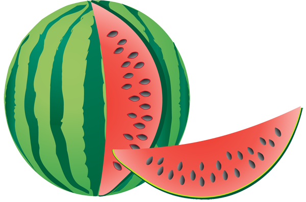 Watermelon clipart free clipart images 2
