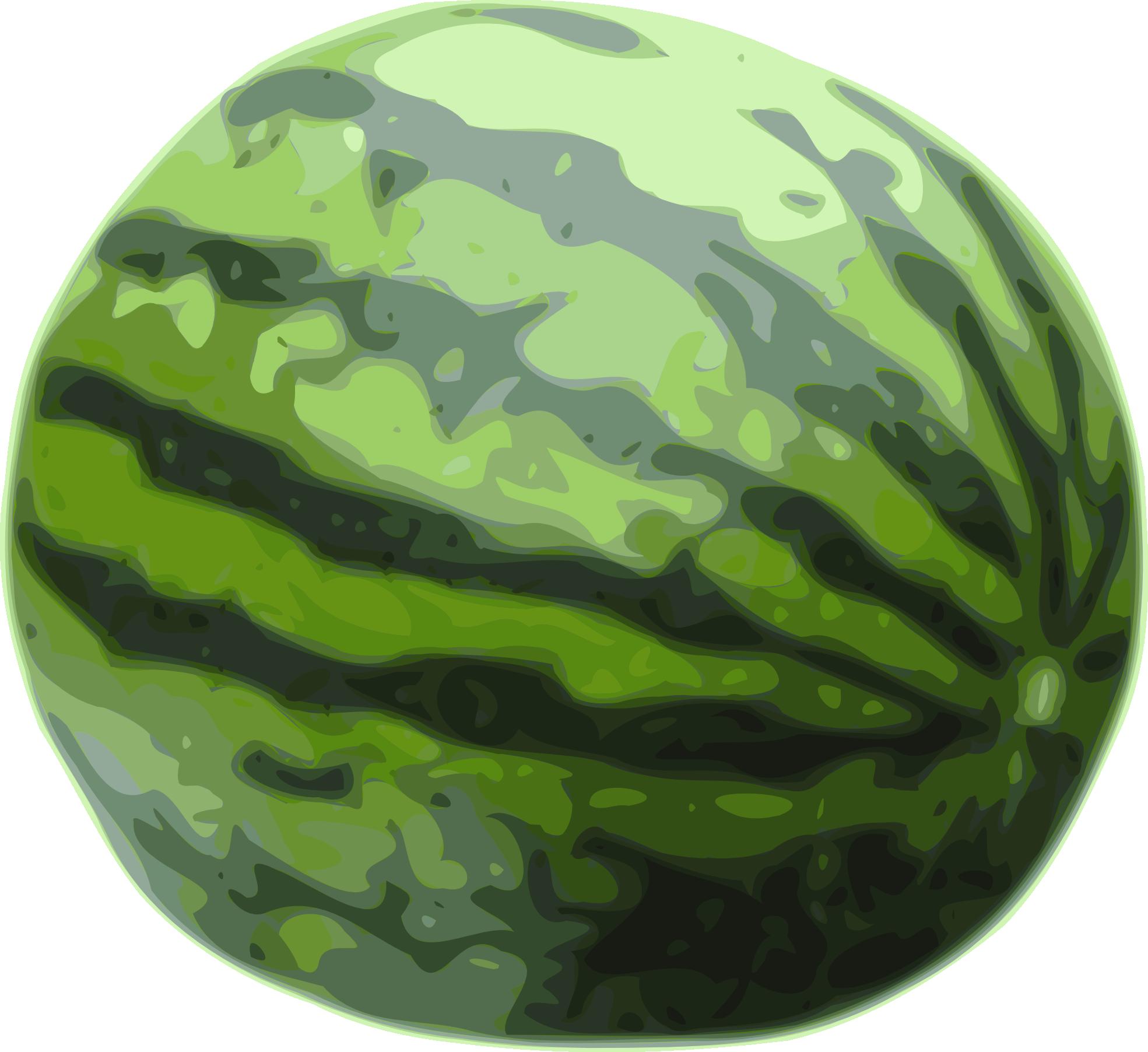Watermelon clipart transparent clipartxtras