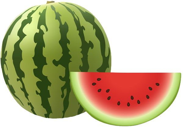 Watermelon clipart watermelonclipart fruit clip art photo 3