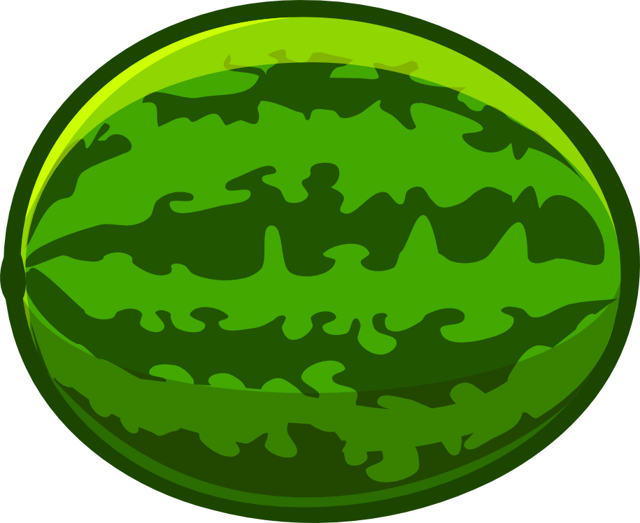 Watermelon free to use clipart