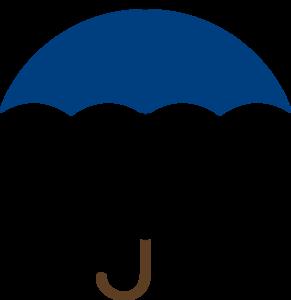 Yellow umbrella clipart free images