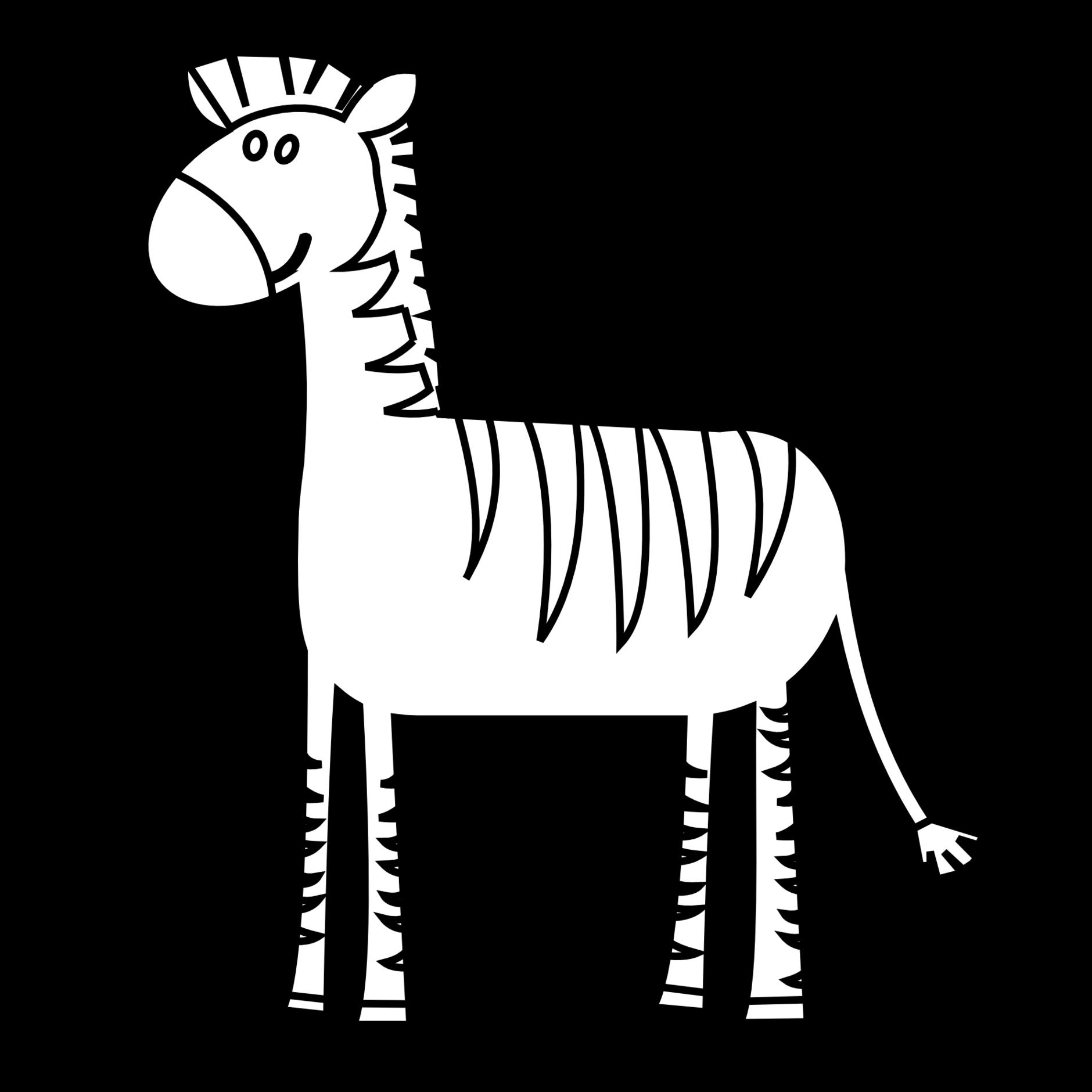 Zebra clip art zebra clipart fans