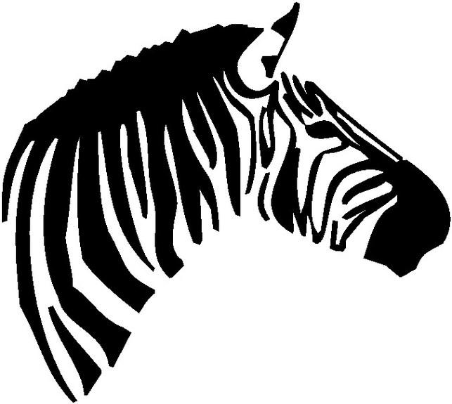Zebra clipart 5 clipartbarn clipartpost
