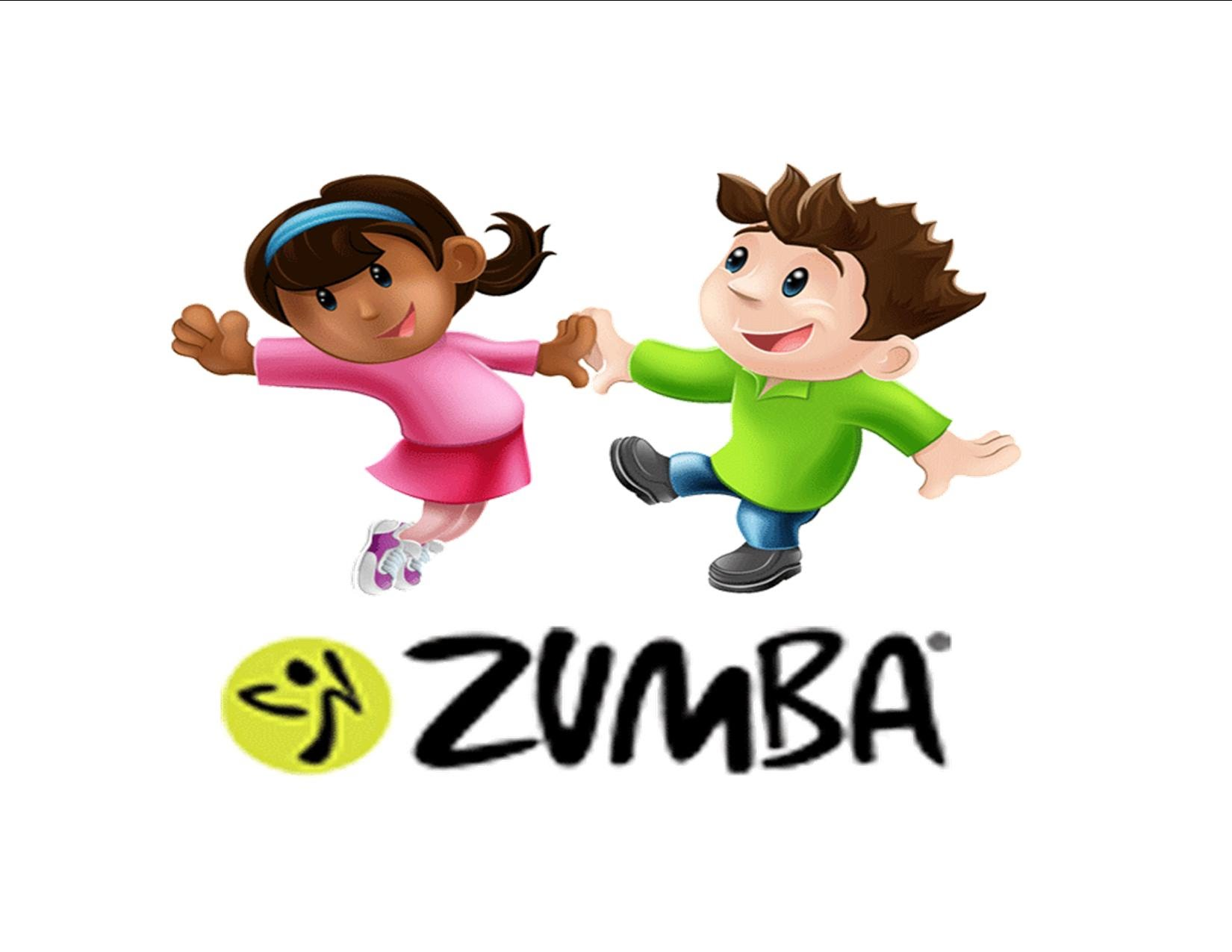 All about zumba kids youtube clip art