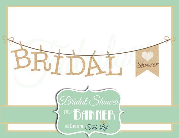 Bridal shower clip art 9 2