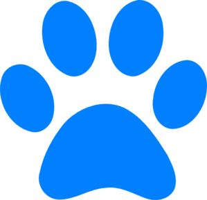 Dog paw print clip art free download 26