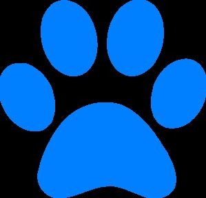 Dog paw print clip art free download 26