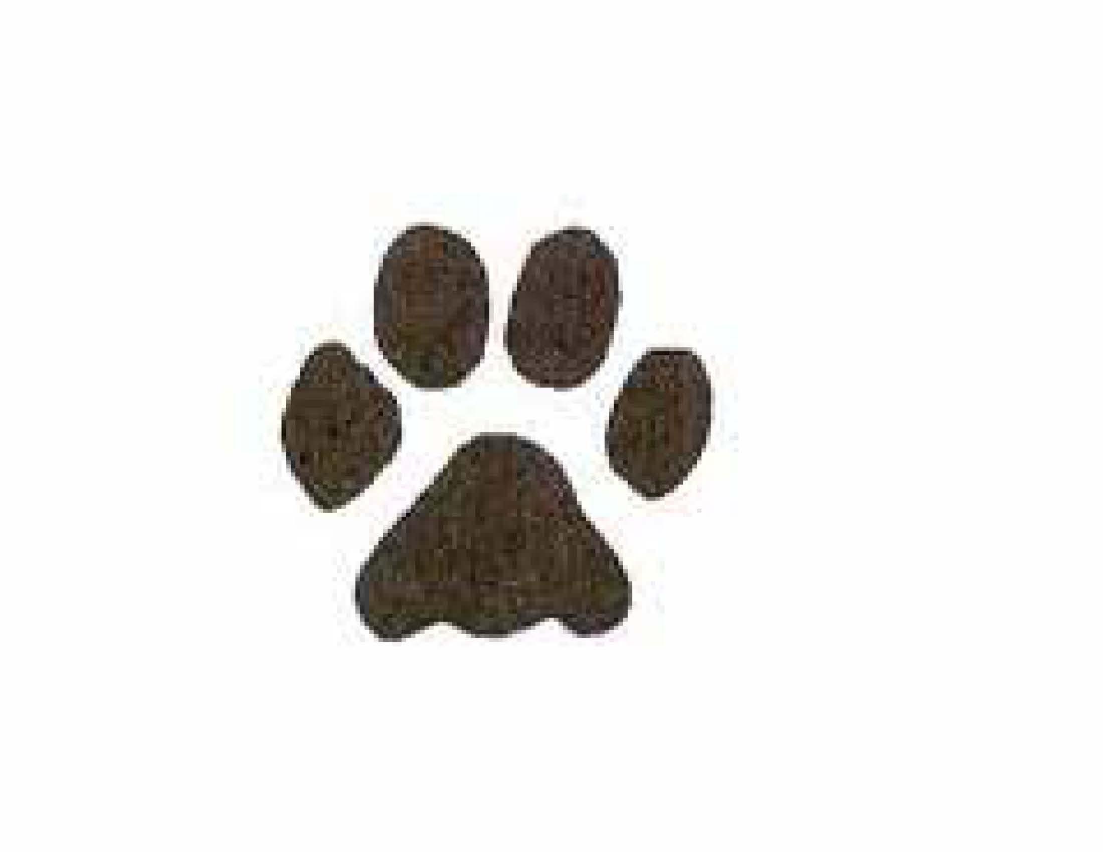 Dog paw print free download clip art on 5