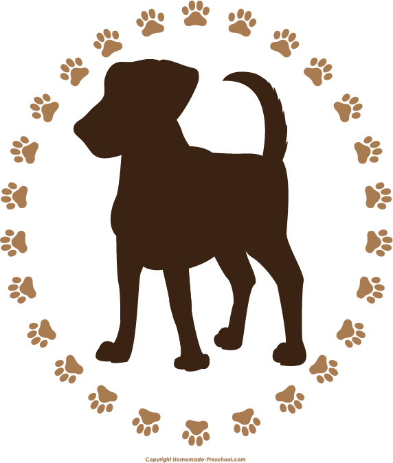 Dog paw print free download clip art on 6