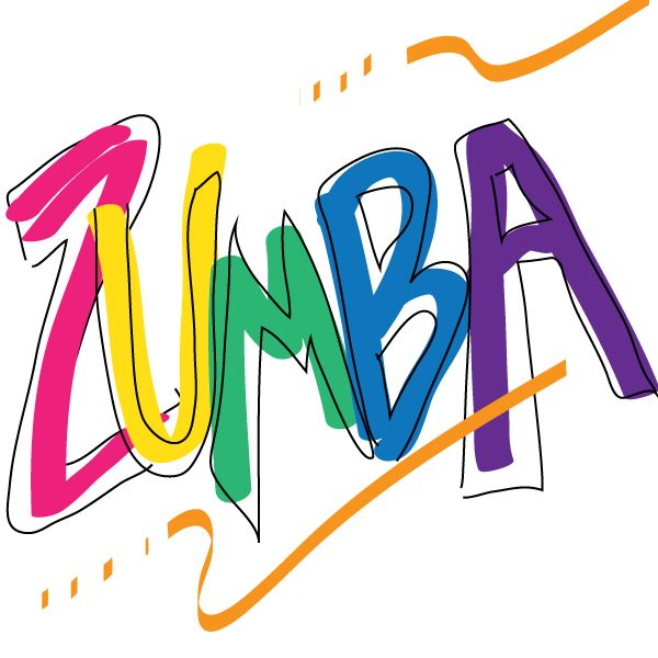 Extraordinary zumba logos for your logo software with clipart